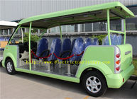 Customized Colour Electric Shuttle Car With 2630 Mm Wheelbase Environmental Friendly