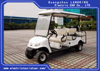 Professional Electric Club Car 6 Passenger Front 4 Seater Plus Rear 2 Seats